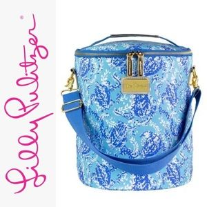 Lilly Pulitzer Turtley Awesome Beach Cooler